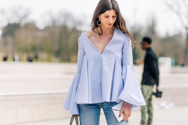 cómo vestir elegante con jeans (6)
