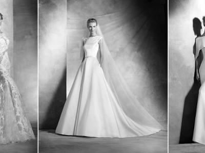 Novias 2015 vs novias 2016: qué se mantiene y qué se va en moda nupcial