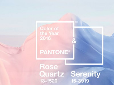 Pantone: cuáles son los colores de moda para primavera verano 2016