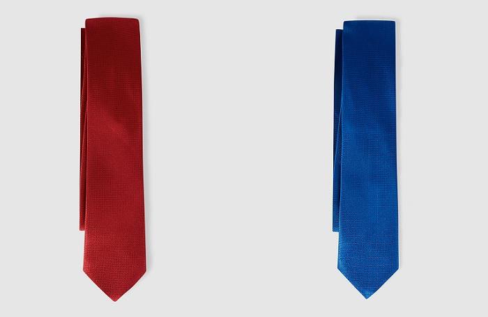 corbatas para traje negro (1)