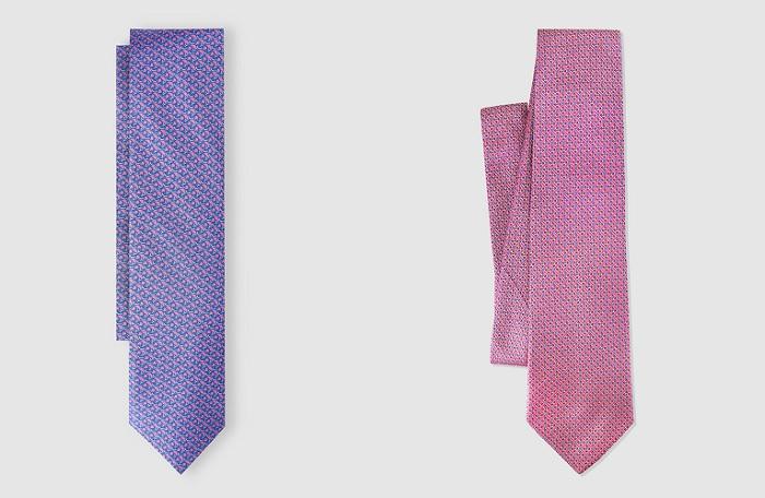 corbatas para traje negro (3)