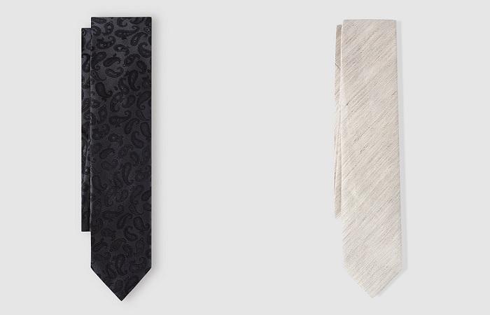 corbatas para traje negro (4)