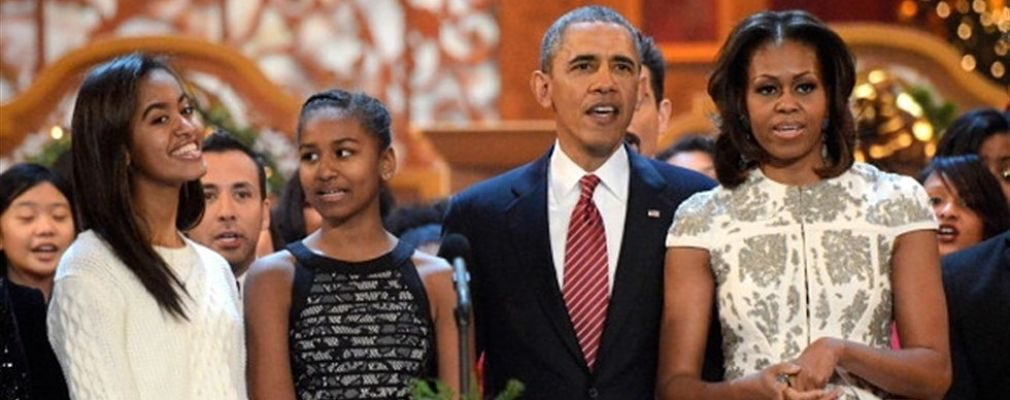 Sasha y Malia Obama ¿Nuevos iconos de la moda?