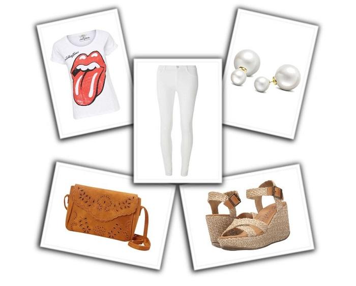 cómo combinar pantalones blancos (2)