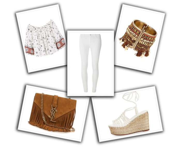 cómo combinar pantalones blancos (4)