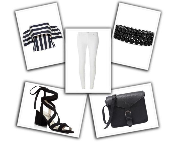 cómo combinar pantalones blancos (6)