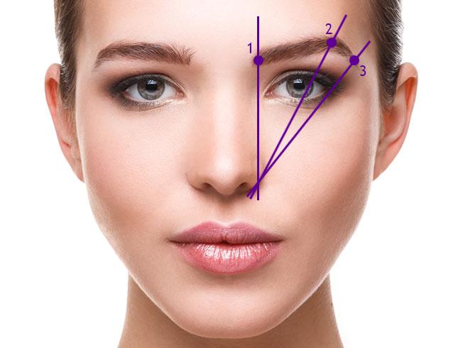 cómo depilarse las cejas (1)