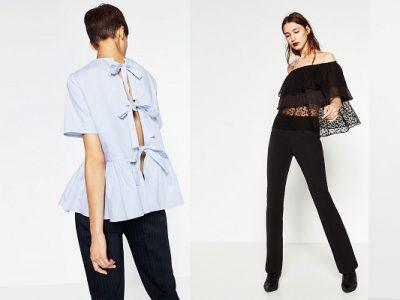 Nuestro top 10 de blusas de mujer de moda