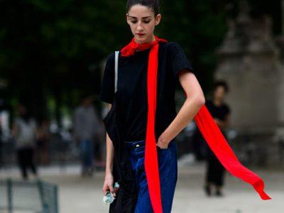 ¿Bufandas en verano? La bufanda skinny sigue arrasando