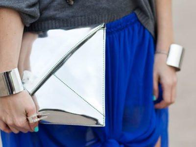 Accesorios de moda para este otoño: los metalizados