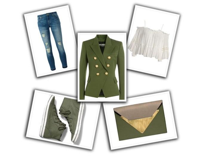 cómo combinar un blazer (2)