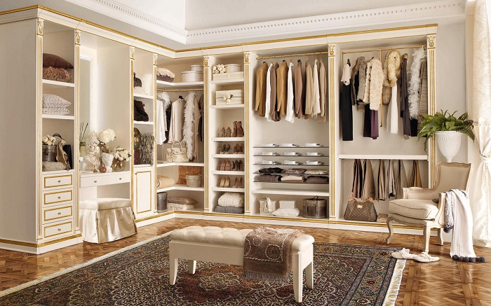 cómo organizar un armario (2)