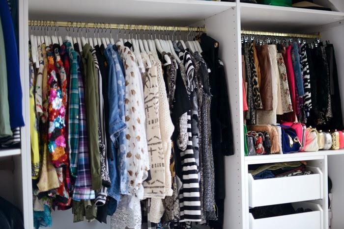 cómo organizar un armario (3)