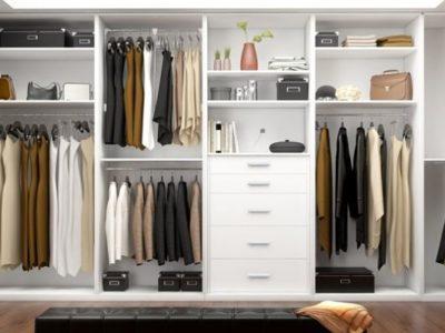 Cómo organizar un armario: segunda parte