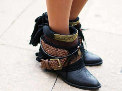 Cómo usar botas en verano