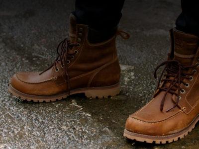 Cómo combinar botas masculinas