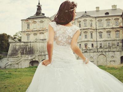 Tendencias de verano en vestidos de novia 2016